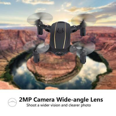 JD-A7W 2.4G 4CH 6-Axis Gyro Hover HD RC Quadcopter Drone with WIFI Camera Drone