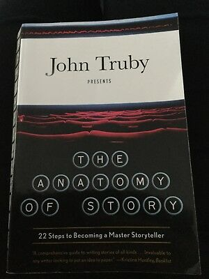 THE ANATOMY OF Story by John Truby - £11.43 | PicClick UK