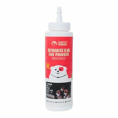 Pet Ear Cleaner Stop Itching Gentle Cleaning Powder Dog Ear Wipes Pet Supplies