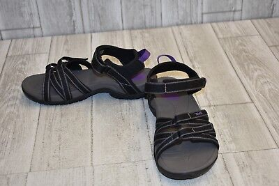 98f3274a9472 TEVA SANDALS PURPLE Tirra Anti-microbial Water Sport Sandal Women s ...