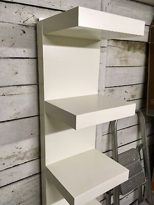 Ikea Lack Wandregal In Weiss 30x190cm Holzregal Bucherregal Eur