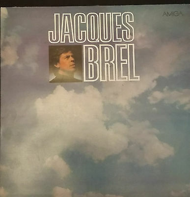 LP JACQUES BREL - Amiga