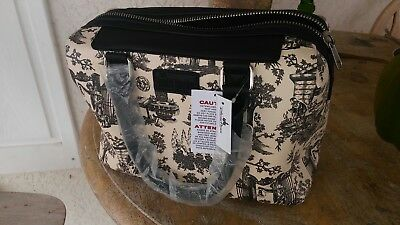 Rare NEW Bnwt Disney Parks Exclusive Haunted Mansion Purse bag Graveyard Ghosts