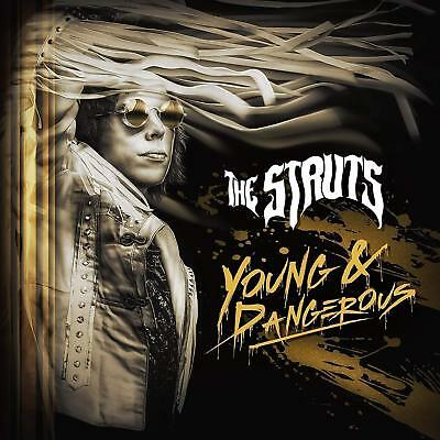 The Struts - YOUNG & DANGEROUS - New CD Album - Pre Order Released 26/10/2018