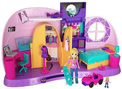Polly Pocket FRY98 Pollys Go Tiny Playset