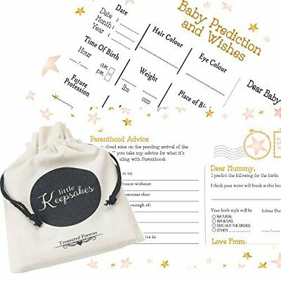 Baby Shower Prediction cards  Baby Advice and Parenthood Cards Twinkle Little S