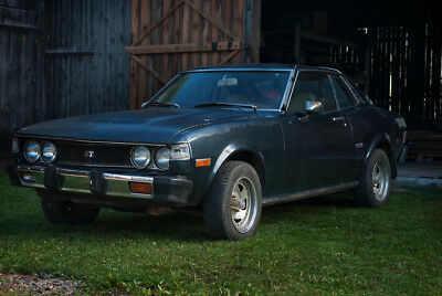 Toyota Celica coupe 1976 GT