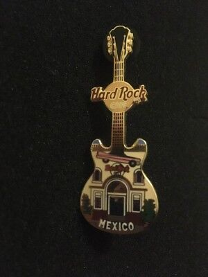 Hard Rock Cafe HRC PIN Mexico Limited LE 300 Guitar/Gitarre