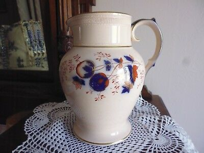 Ancien Pichet Faience Anglaise ?
