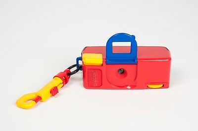 110 format film Camera Red Camera in disguise, Toy, novelty with clam