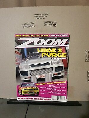 ZOOM MAGAZINE no.90. Rotary performance special