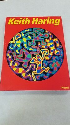 Keith Haring Prestel Art Book Guide Reference