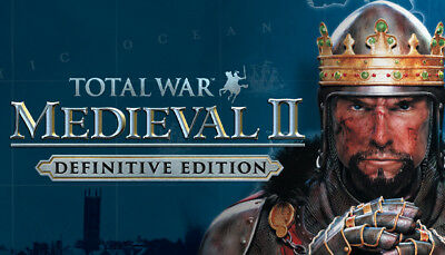 Medieval II 2 Total War Collection Steam Key (PC/MAC/LINUX) -  REGION FREE -