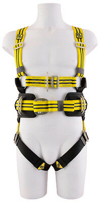 P+P MK3 4 Point Safety Harness