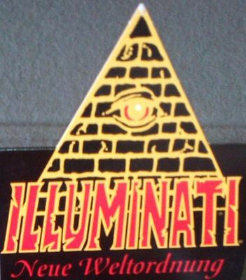 Deutsch German Limited All 100 Uncommons set INWO Illuminati Neue Weltordnung