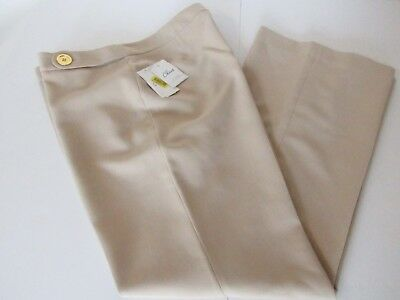 CHAUS Womens Stretch Career Dress Pants size 16 New