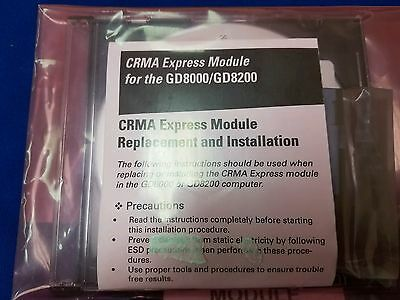 CRMA Express Module for the GD8000/GD8200