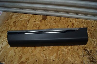 2010 2013 Toyota Highlander Molding Sub Assy Left Rear Side Door OEM 75076-0E050