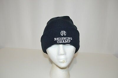 bed92b874f9 REIGNING CHAMP X New Era Rc Embroidered Hat Black White New Fitted ...