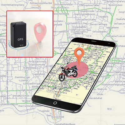 Real Time Tracker GSM/GPRS GPS Tracking Tool for Car Vehicle Motorcycle Bike New