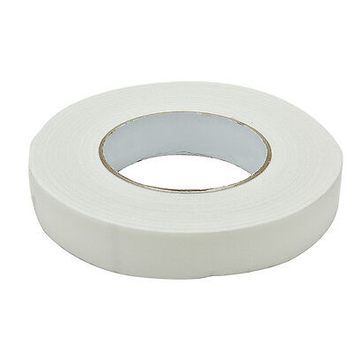 5m Double Sided White Strong Sticky Self Adhesive Foam Tape Mounting Fixing JF