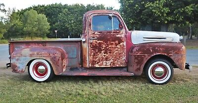 1948 Ford F-1 Pickup - By BGS Classic Cars - Chevrolet Dodge Holden Ute
