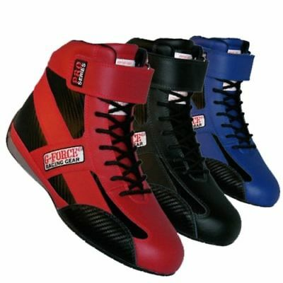 G-Force GF236 Pro Series Driving Shoes - SFI 3.3/5