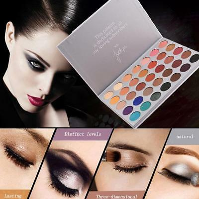 35 Colors Makeup Eyeshadow Palette Beauty Shimmer Matte Gift Eye Shadow Cosmetic