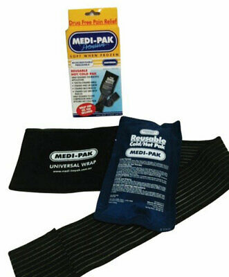 New Medi-Pak Universal Wrap For Soft Tissue Injuries, Chronic Back & Joint Pain