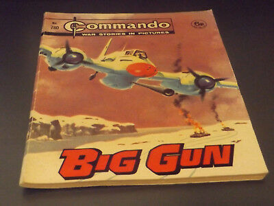 Commando War Comic Number 780!,1973 Issue,v Good For Age,45 Years Old,very Rare.