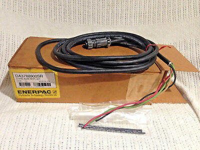 Enerpac DA3788900SR Chord Assembly for Pendant. Repl Kit. 3-50000 Electric Pumps