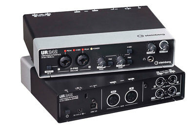 Steinberg UR242 - USB Audio Interface