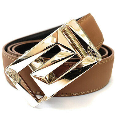UK WOMENS DESIGNER BELTS AUTOMATIC LEATHER BELT FOR WOMEN LADIES NEW HORSE DEER