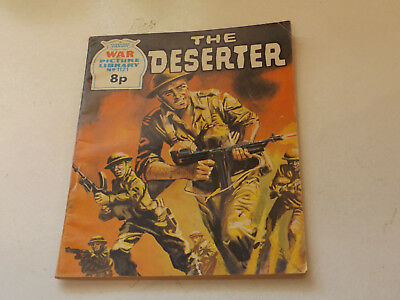 WAR PICTURE LIBRARY NO 1121!,dated 1975!,V GOOD for age,great 43!YEAR OLD issue.
