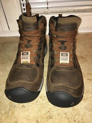 Keen Westward Mid Leather WP Men Dark BRAUN Herren Wanderschuhe, ***NEU*** !!!