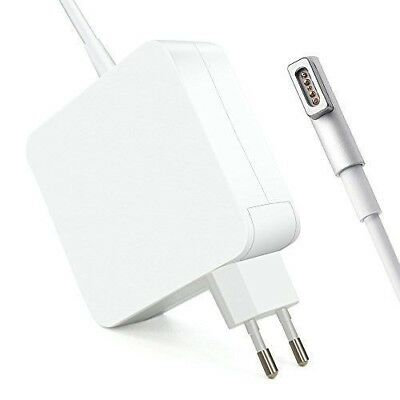 "60W Caricabatteria Alimentatore per MacBook Pro 13"" NO DISPLAY RETINA Magsafe L"