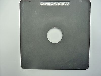 Toyo/Omega View lens board #0
