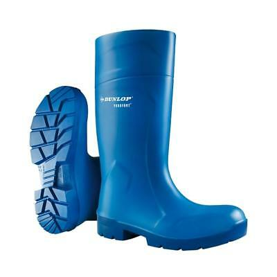 Dunlop Purofort Boots Food Pro MultiGrip Safety Wellington Wellies Blue RRP £75