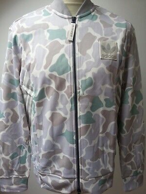 Details about NEW ADIDAS CAMO SUPERSTAR TRACK TOP JACKET HOODY CAGOULE HOODIE JACKET ARMY