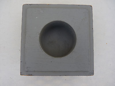 """4"""" B&J Snout board (recessed 30mm,use as a Snout or recessed,undrilled"""