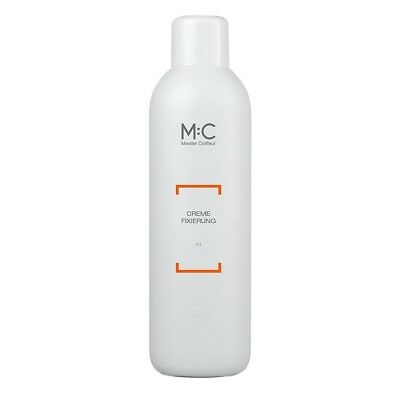 M:C Meister Coiffeur 1:1 Creme Fixierung 1000 ml