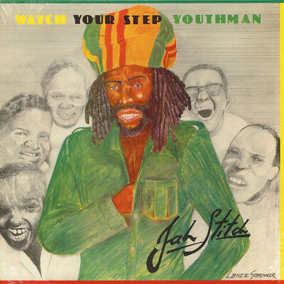 Jah Stitch - Watch Your Step Youthman LP (Reggae)