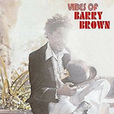 Barry Brown ‎– Vibes Of Barry Brown LP (Reggae)