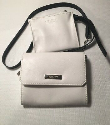 28e6f451e KENNETH COLE REACTION Mercer Mid Cross body Bag - $19.78 | PicClick