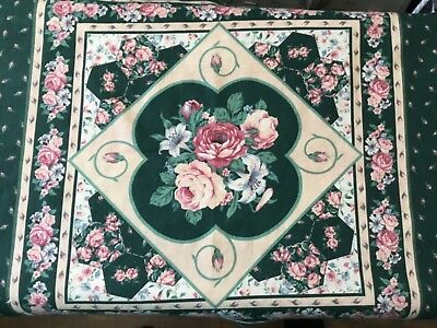 """CUSHION FRONT'S poly/cotton They are at least 17""""x17 inches,I have two of these"""