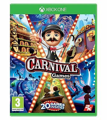 Carnival Games (Xbox One) IN STOCK NOW New & Sealed UK PAL