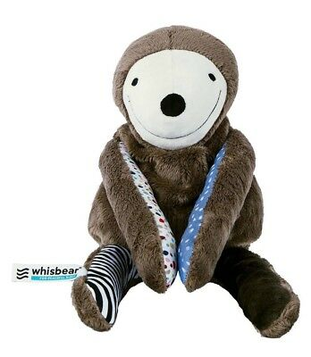 Whisbear E-zzy the Sloth - The Soothing Sloth Multi-functional Baby Sleeping Aid