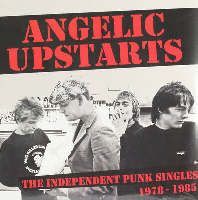 Angelic Upstarts: The Independent Punk Singles Collection D-LP