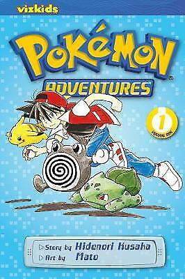 Pokemon Adventures (Red and Blue), Vol. 1 - 9781421530543