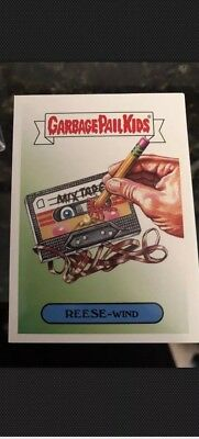Garbage Pail Kids 2018 We Hate the 80s Complete Set